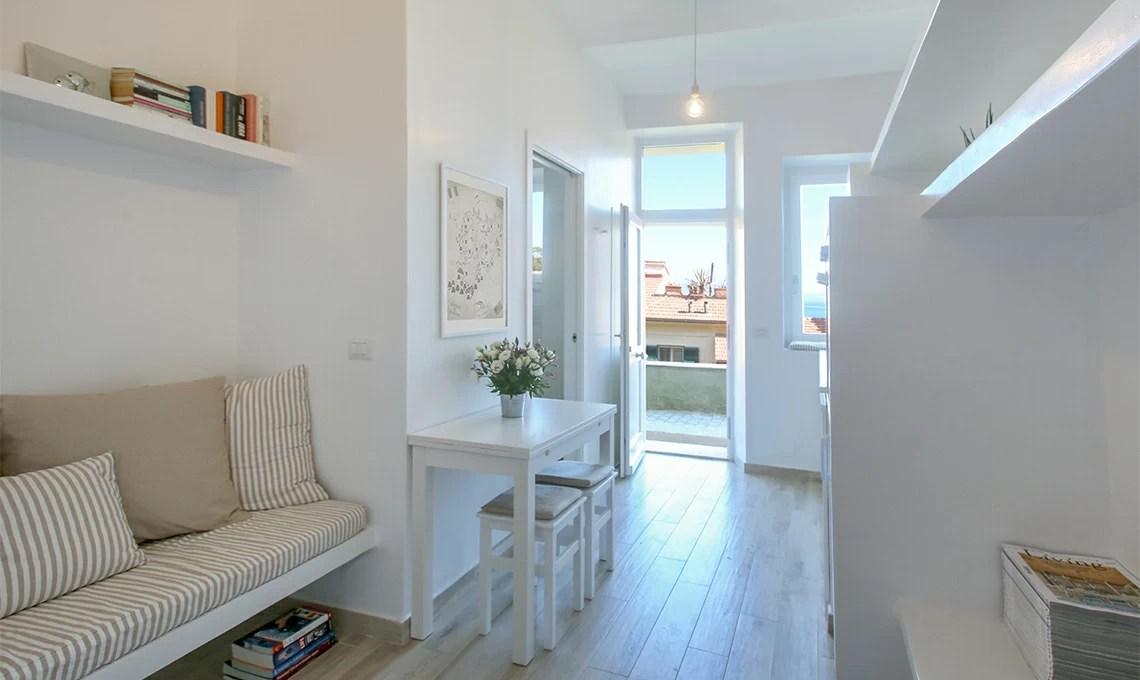 Idee per sfruttare lo spazio in una mini casa  CASAfacile
