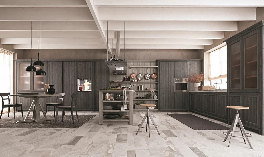 La cucina in legno 100 naturale  CASAfacile