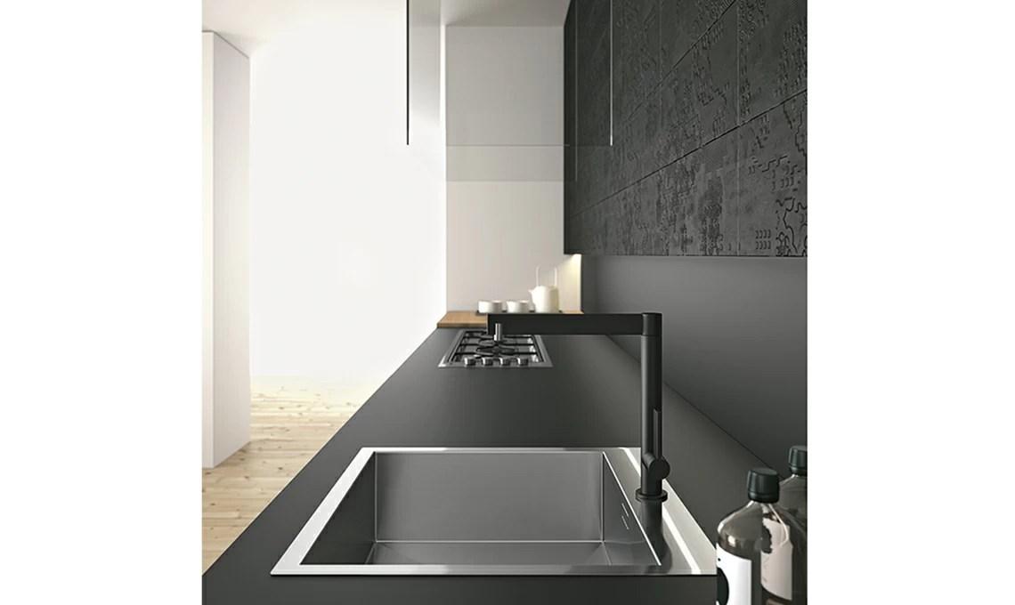 Fenix il materiale ultraresistente per una cucina a prova