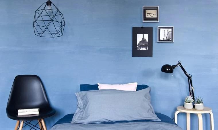 Allungare e allargare una stanza piccola con il colore  CASAfacile