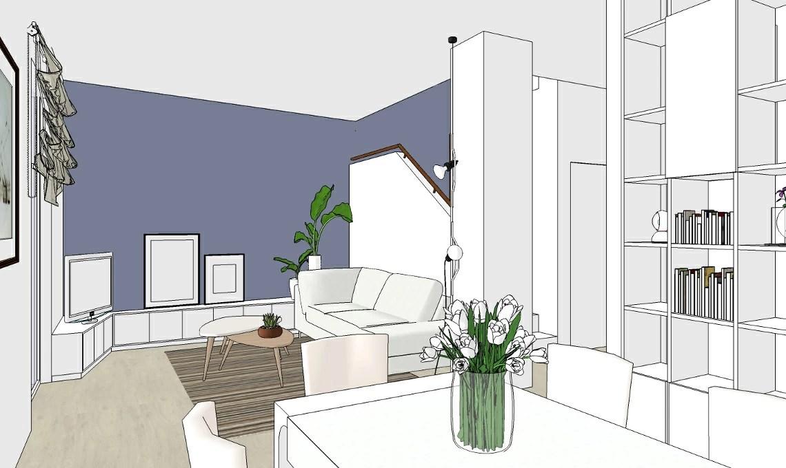 Come adattare la nuova casa per sfruttare i vecchi mobili  CASAfacile