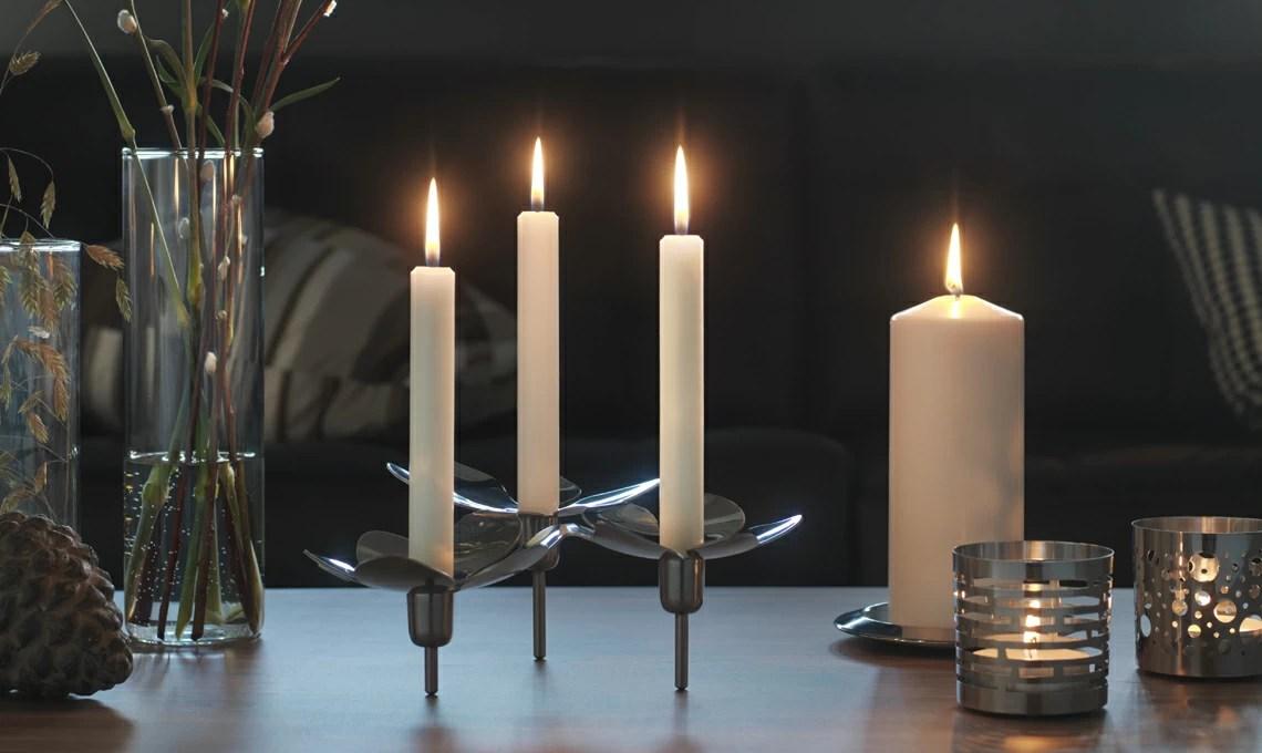 11 candelabri le idee regalo che creano atmosfera
