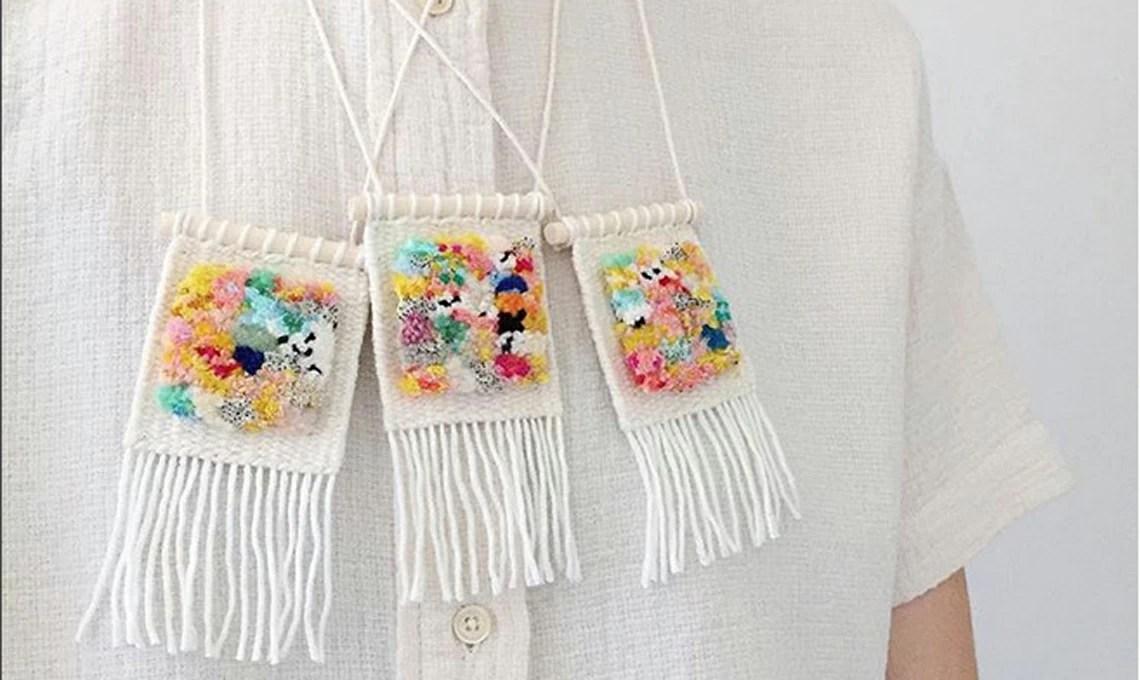 Allyson Rousseau artista sul filo di lana  CASAfacile