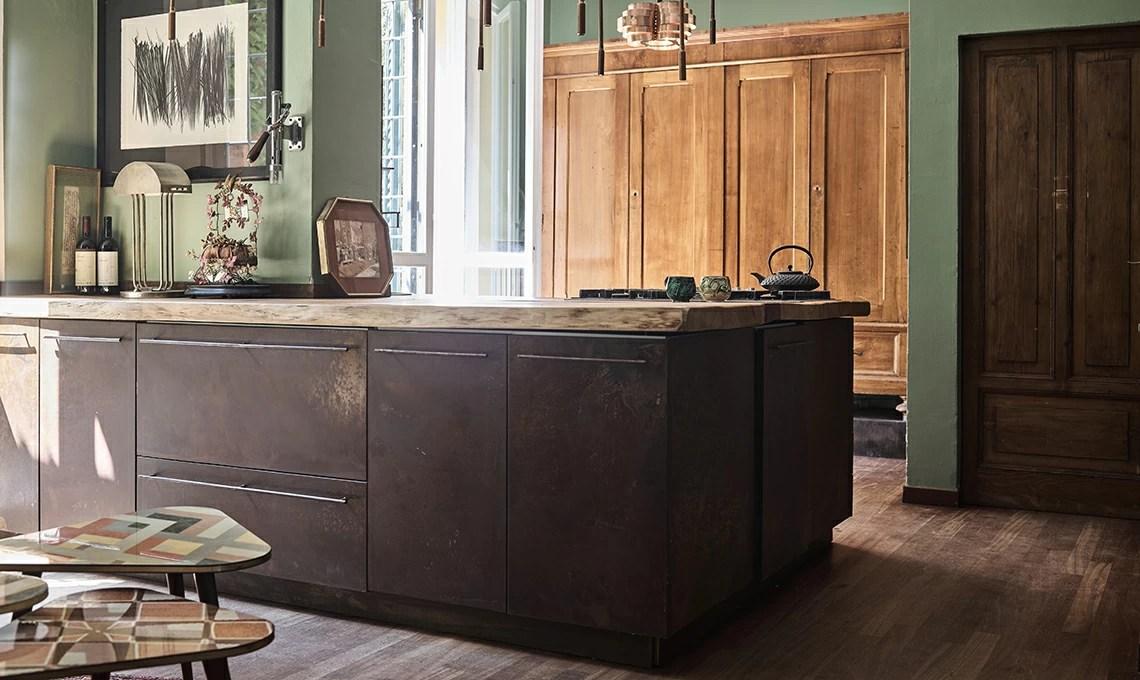 Pareti colorate e mobili vintage  CASAfacile