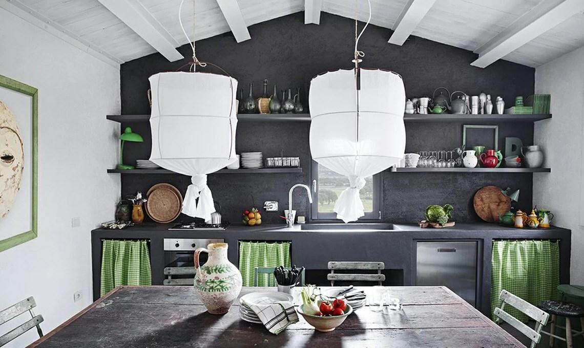 Cucine in muratura rustiche 5 idee di stile  CASAfacile