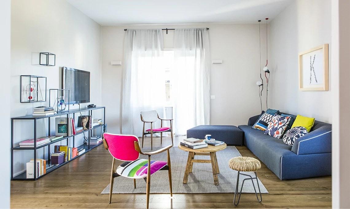 Le tende a pannello sono le classiche tende da ufficio, formate da una serie di pannelli verticali che oltre ad essere. Tende Eleganti Per Soggiorno 24 Idee Chic Casafacile