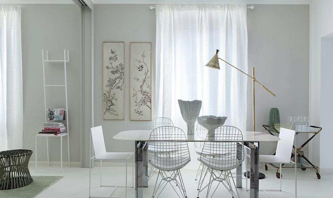 Tende eleganti per soggiorno 24 idee chic  CASAfacile