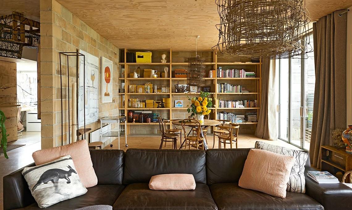 Una casa 100 ecologica con soluzioni fai da te di riciclo