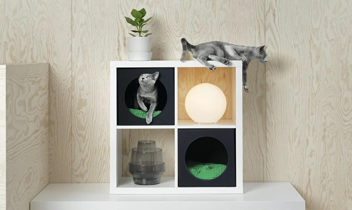 Lurvig la nuova collezione di Ikea per cani e gatti  CASAfacile