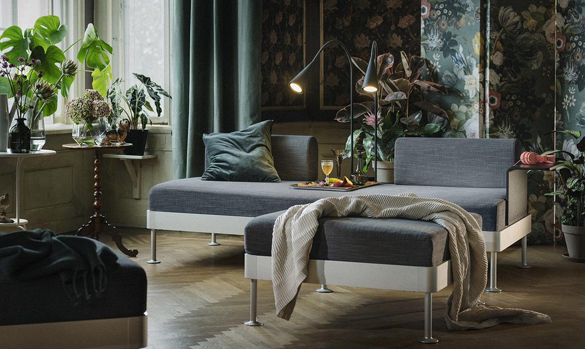 Divano Delaktig la collezione Ikea in collaborazione con