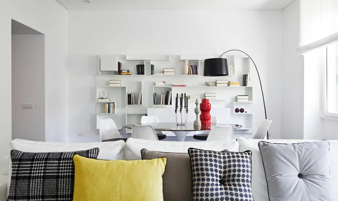 Ristrutturare una casa depoca con arredamento moderno