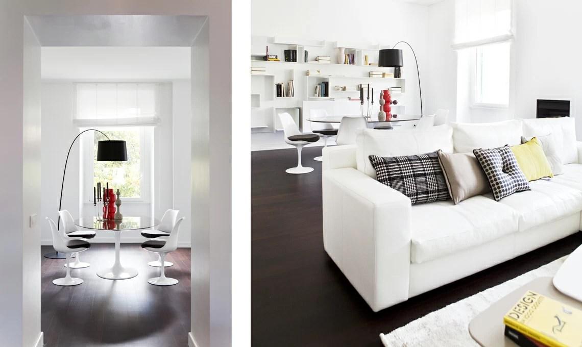 Ristrutturare una casa depoca con arredamento moderno  CASAfacile