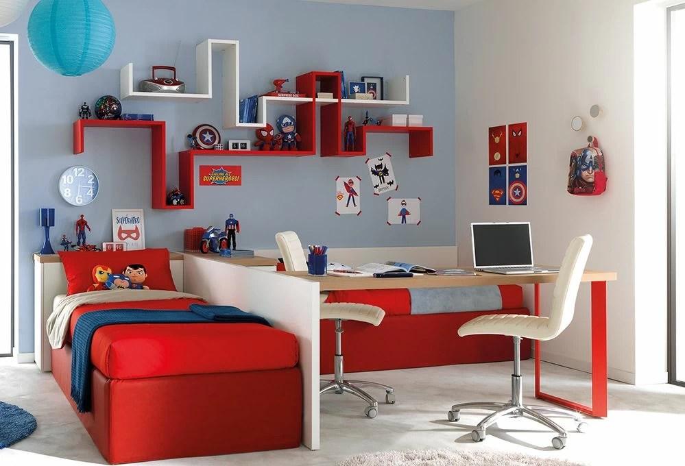 Ecco secondo noi i 3 mobili indispensabili per organizzare camerette piccole e piccolissime: Letti A Scomparsa Nella Cameretta Per 3 Bambini Casafacile
