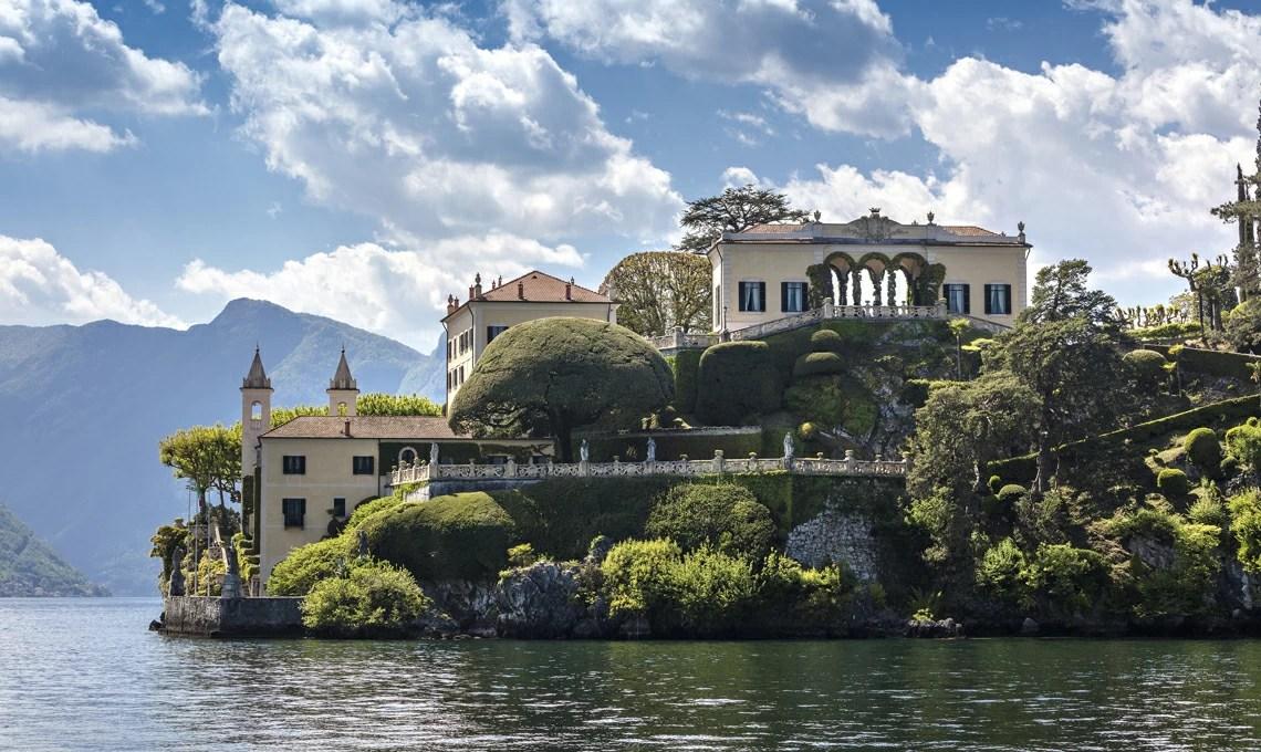 Alla scoperta dei giardini del lago di Como  CASAfacile