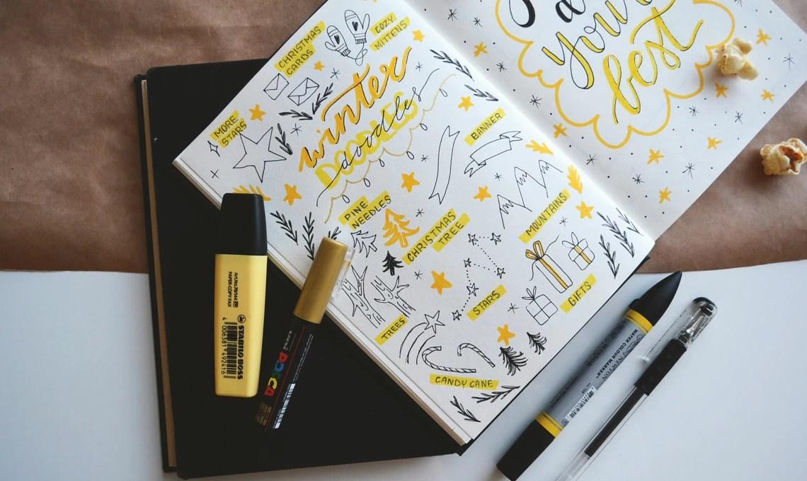 Organizza la tua vita in un quaderno col bullet journal  CASAfacile