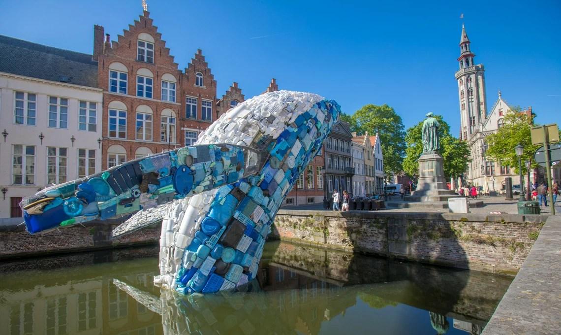 A Bruges la Triennale di Arte Contemporanea e Architettura