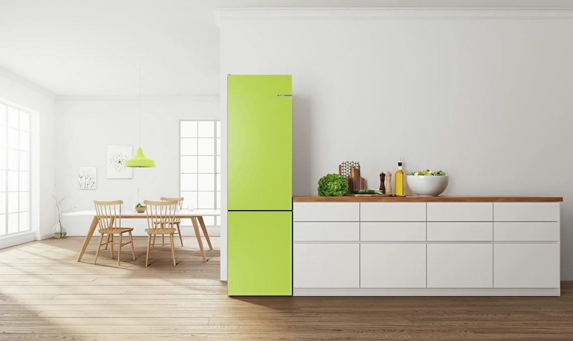 Cambia colore al frigorifero ogni volta che vuoi  CASAfacile