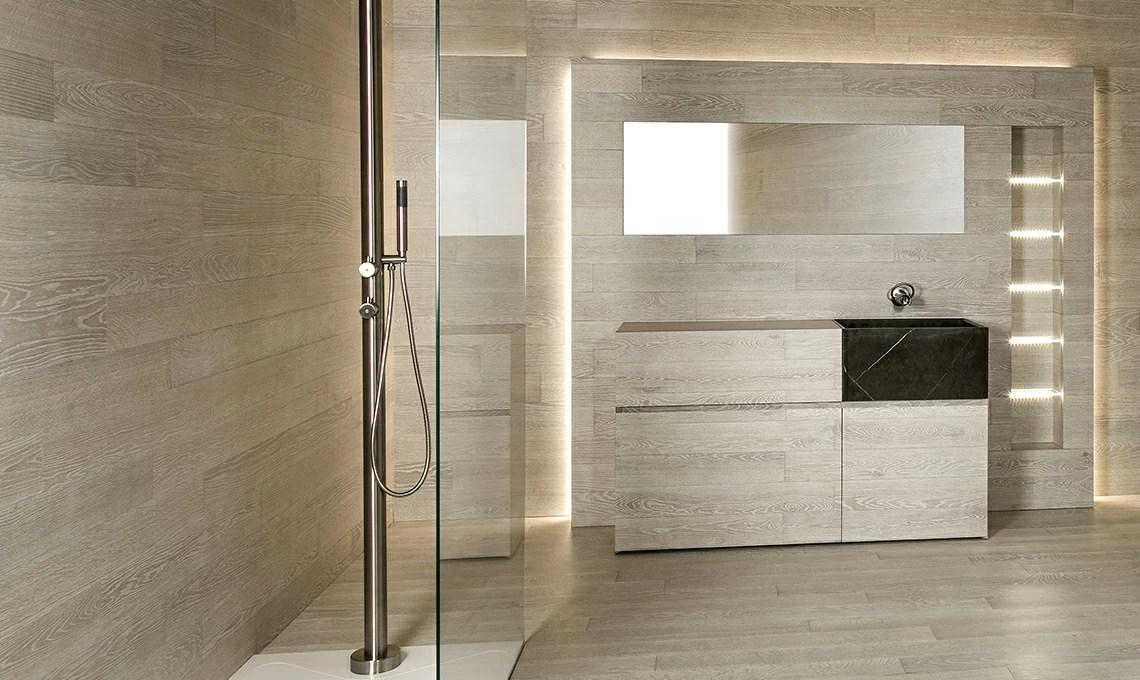 Parquet in bagno e in cucina  CASAfacile