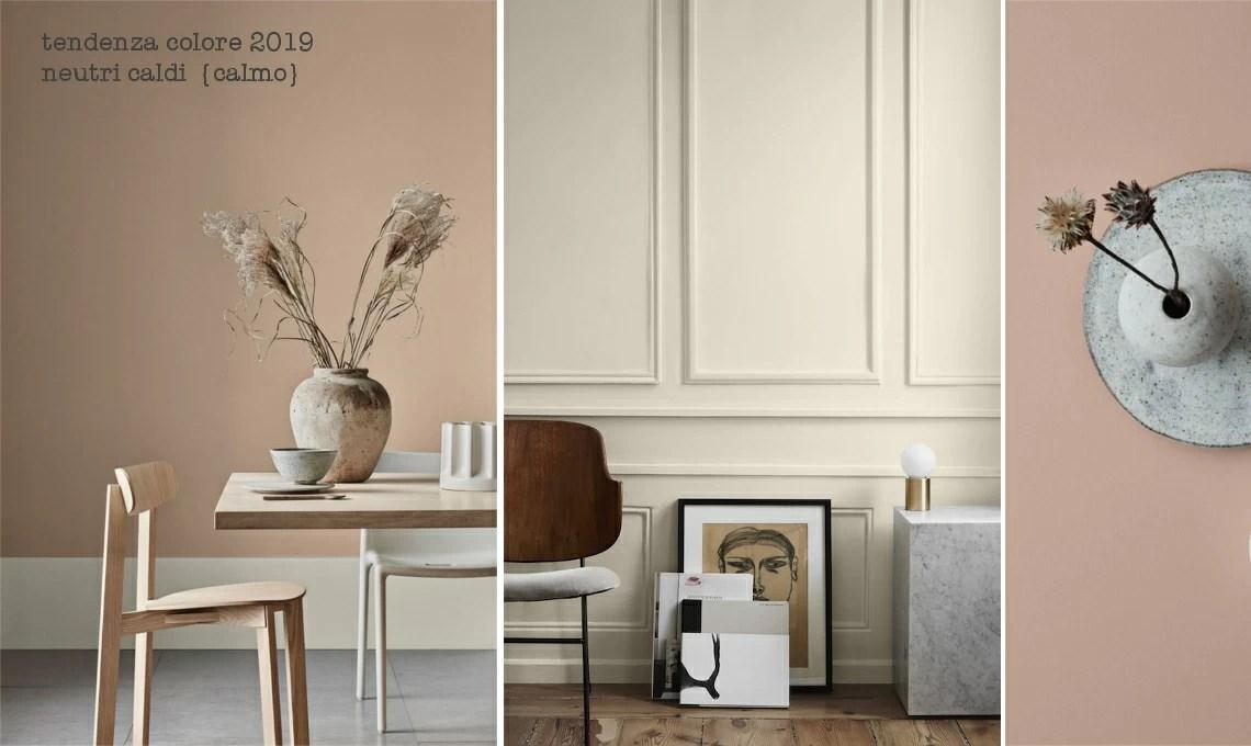 Guida alle tendenze colore 2019  CASAfacile