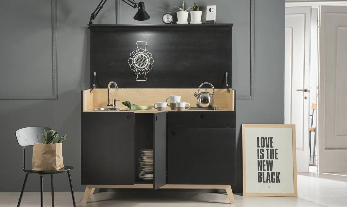 5 mini cucine per piccoli ambienti  CASAfacile