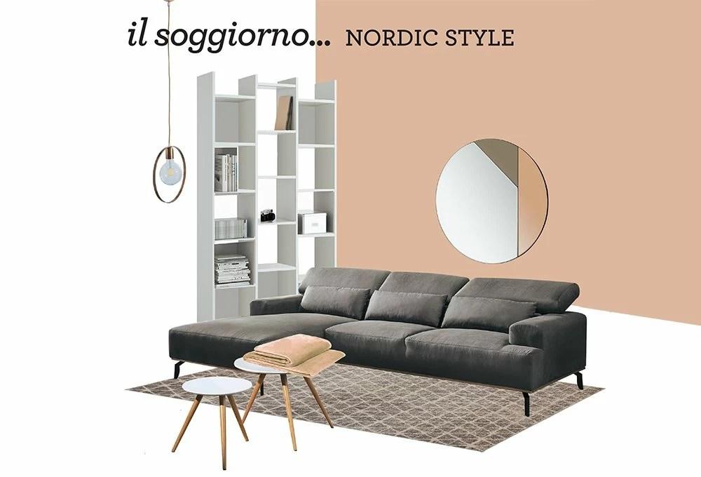 Il divano come pezzo protagonista da scegliere rigorosamente maxi a. Mercatone Uno La Cucina Reinterpreta Lo Stile Classico Casafacile