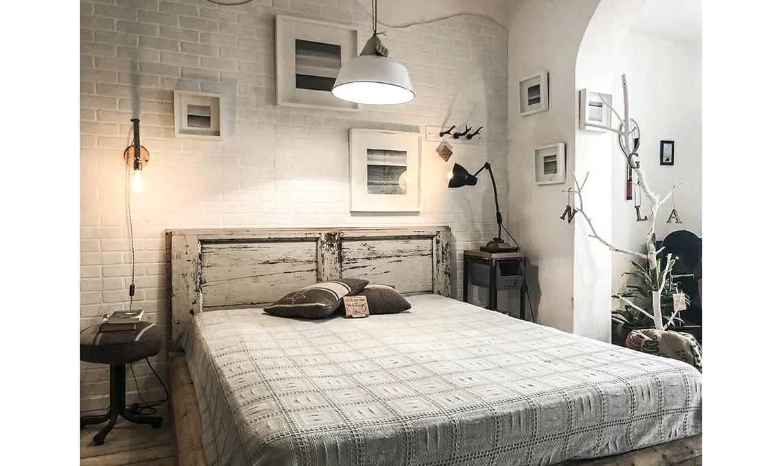 Restyling della camera da letto in stile vintage  CASAfacile