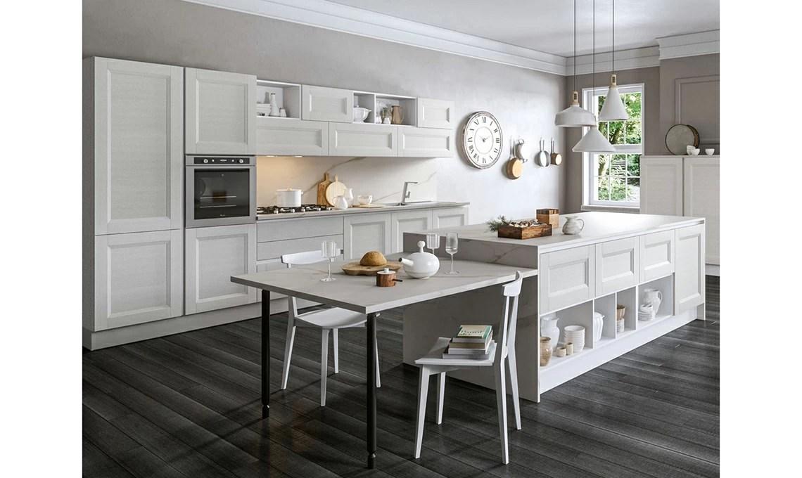 Qualità e design a prezzi accessibili. Mercatone Uno La Cucina Reinterpreta Lo Stile Classico Casafacile
