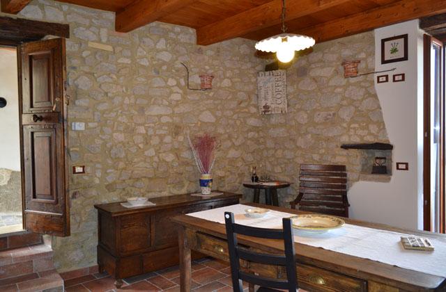 Arredare la taverna in stile rustico o country