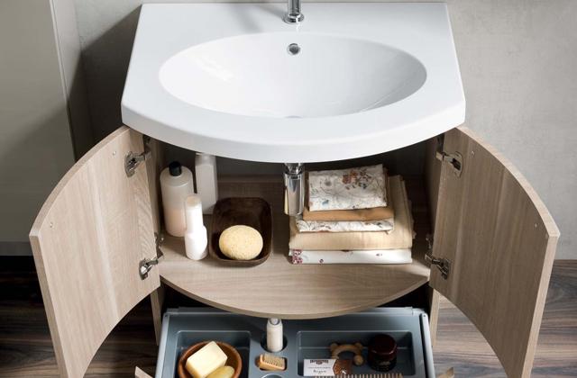 Spazi ristretti 7 idee per arredare un bagno piccolo