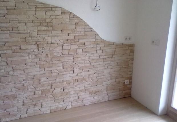 Come creare una parete di pietre finte facilmente