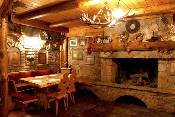 Trasformiamo la cantina in una taverna accogliente