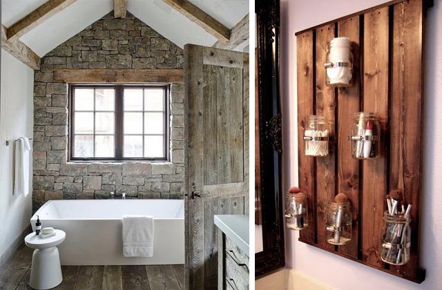 Ispirazioni ed idee per un bagno rustico  Pagina 2 di 4