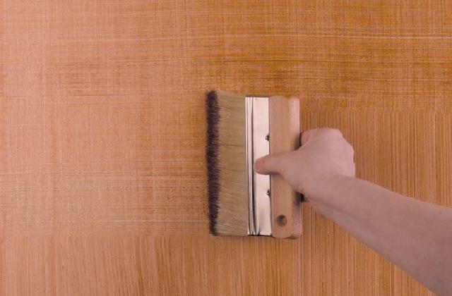 Come tinteggiare una parete con effetto legno  Pagina 2 di 3