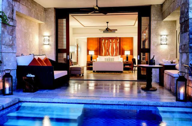 Camere di lusso con piscina inclusa