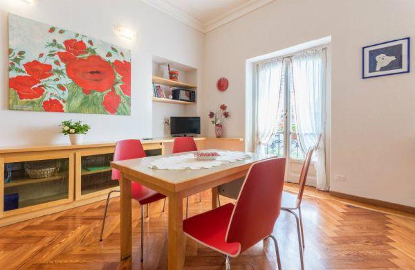 Casa vacanze nel cuore di Torino Casa Floriana Matteotti