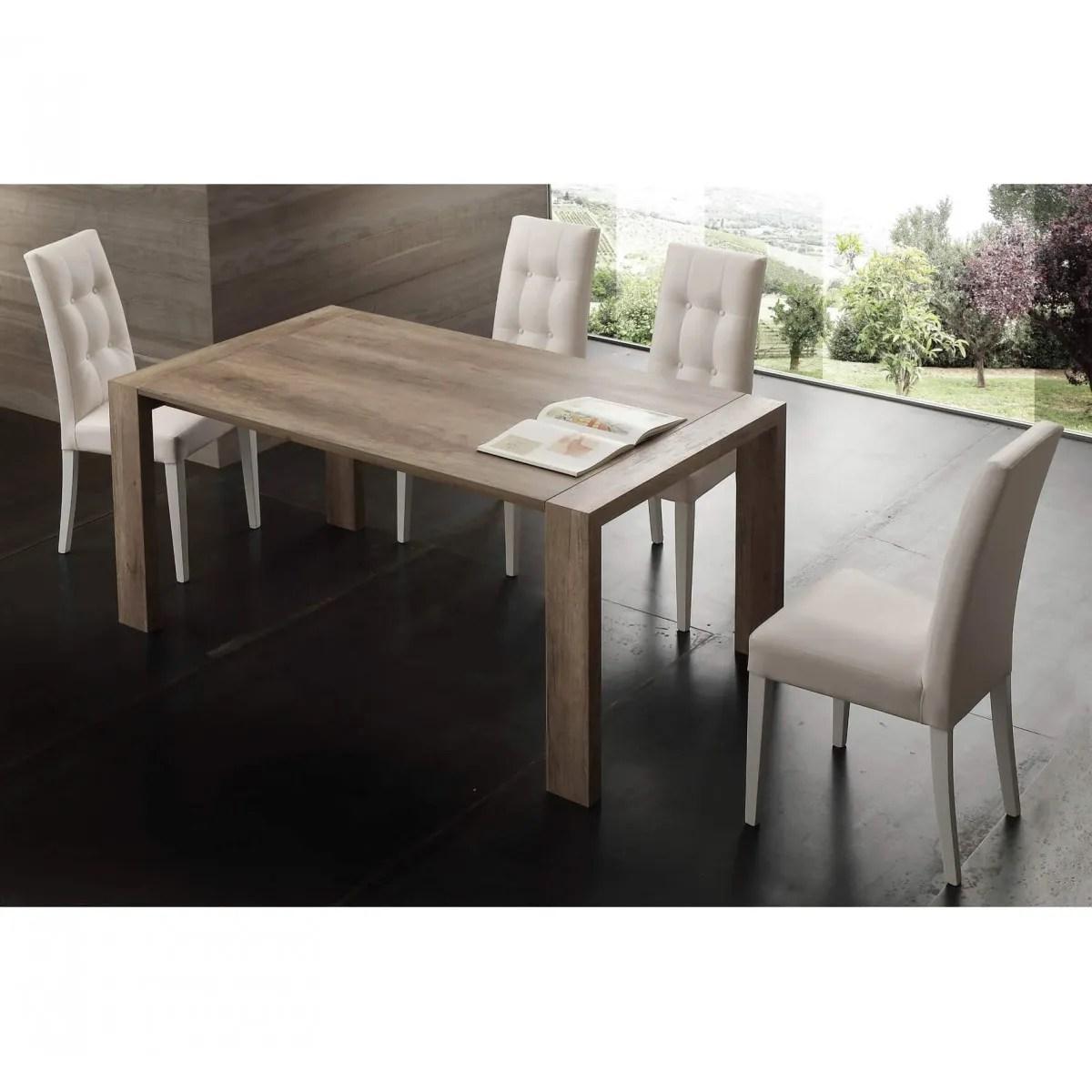 Vendo 4 sedie modello dafne di chateau d'ax. Miglior Prezzo Tavolo Allungabile Moderno La Seggiola Art 692