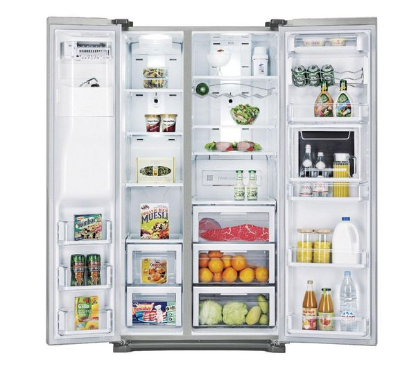 Frigo Con Dispenser
