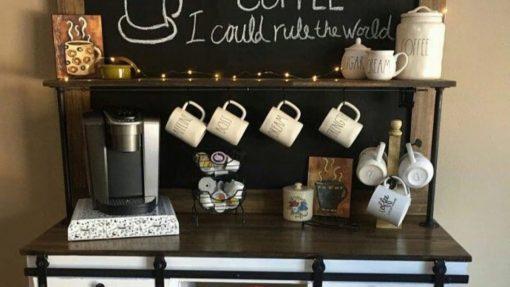 Acquista online casa e cucina da un'ampia selezione di sgabelli da bar,. 10 Idee Per Creare Un Angolo Caffe In Casa