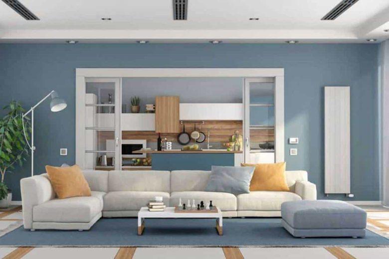 Uno dei pavimenti più diffusi, ma al tempo stesso più difficili da abbinare alle pareti è quello in marmo. Pareti Soggiorno Color Carta Da Zucchero 10 Idee E Foto
