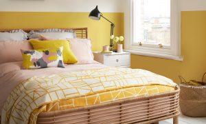 10 migliori colori evergreen per la camera da letto · 1. Graziose Idee Per La Camera Da Letto Di Colore Giallo Per Mattinate Soleggiate E Sogni Dorati Casa Incantevole