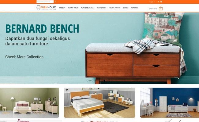 10 Toko Furniture Lokal Online Casaindonesia Com