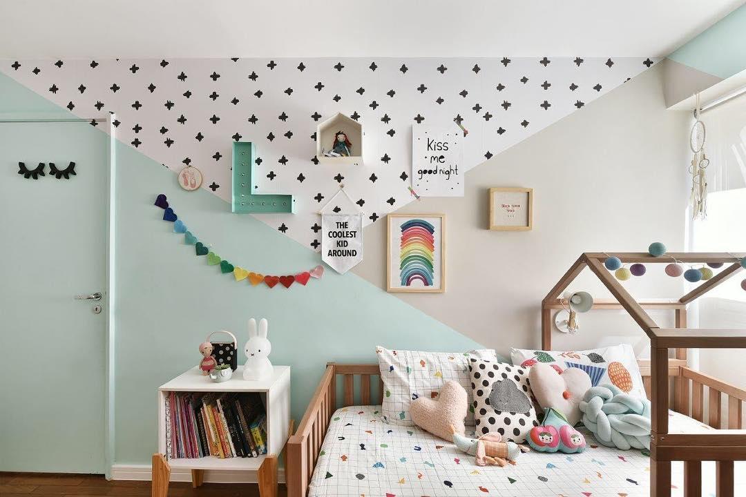 Gemas 27 Ide Desain Kamar Tidur Anak Perempuan