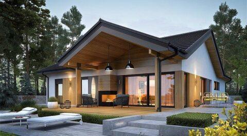 Progettazione, produzione e assemblaggio di case prefabbricate in legno sia su progetto personalizzato sia a catalogo. Case Prefabbricate In Legno Case Cemento Case Mobili