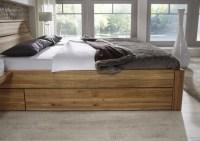 Bett mit Schubladen 90-200 x 200cm - casainnatura.de ...