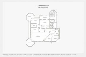 Appartamento - Secondo Piano