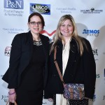 Andrea Potter and Mindy Labrosse