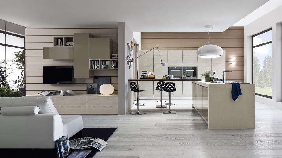 Progettazione cucine a Torino da Konvert Arredamenti