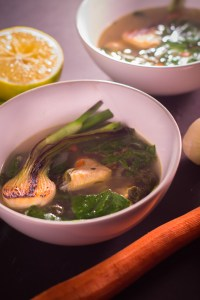 Easy Homemade Chicken Soup