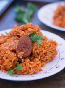 Charleston Red Rice