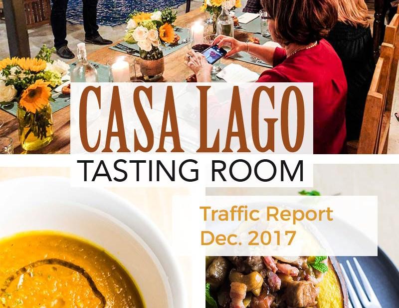 Traffic Report: December 2017